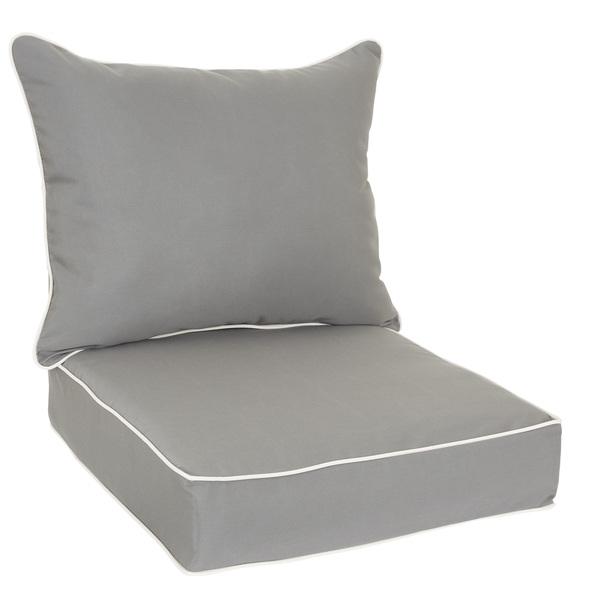Outdoor Chair Cushion And Pillow Set Sunbrella C Estkool