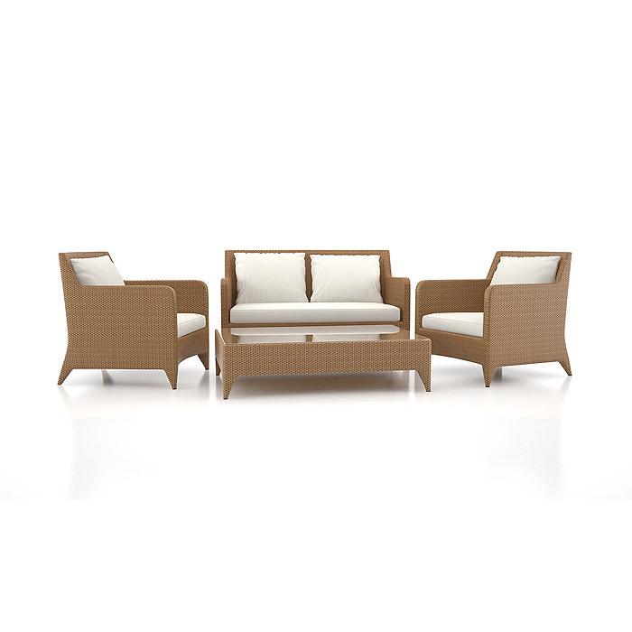 Sofa-10071-Serena-sofa-set-natural-weave-white-cushion