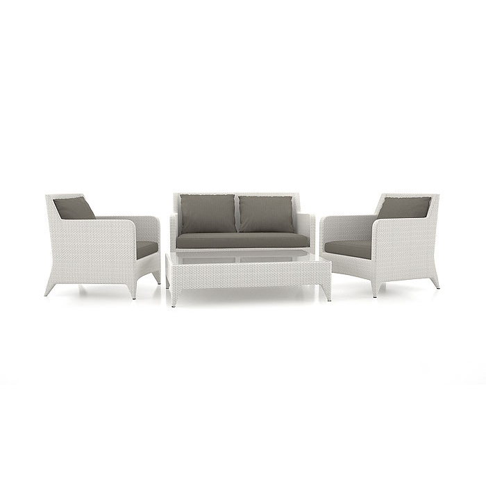 Sofa-10071-Serena-sofa-set-white-weave-grey-cushion