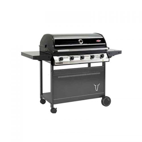 Beefeater BBQ Grill 1000R 5 burner with open trolley