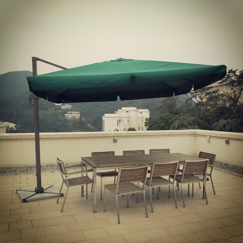 umbrella-06010-Vienna-Side-Hanging-Umbrella-dark-green